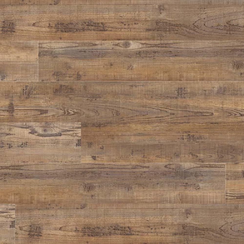 MSI Woodlett Timeworn Hickory 6 in. x 48 in.  Luxury Vinyl Plank Flooring (36 sq. ft. / case)