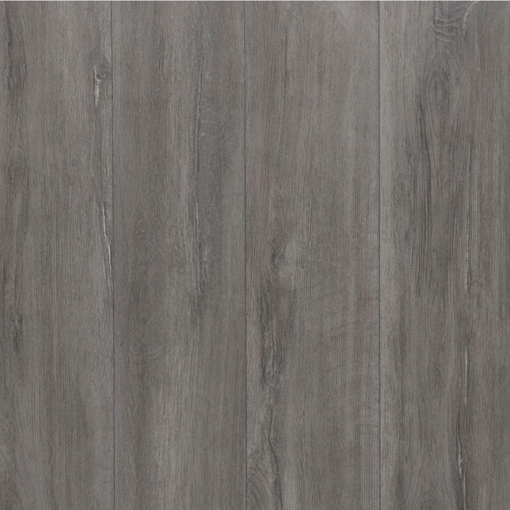 Briar Hill Oak 12 mm Thick x 7-9/16 in. W x 50-5/8 in. L Water Resistant Laminate Flooring (15.95 sq. ft./case)