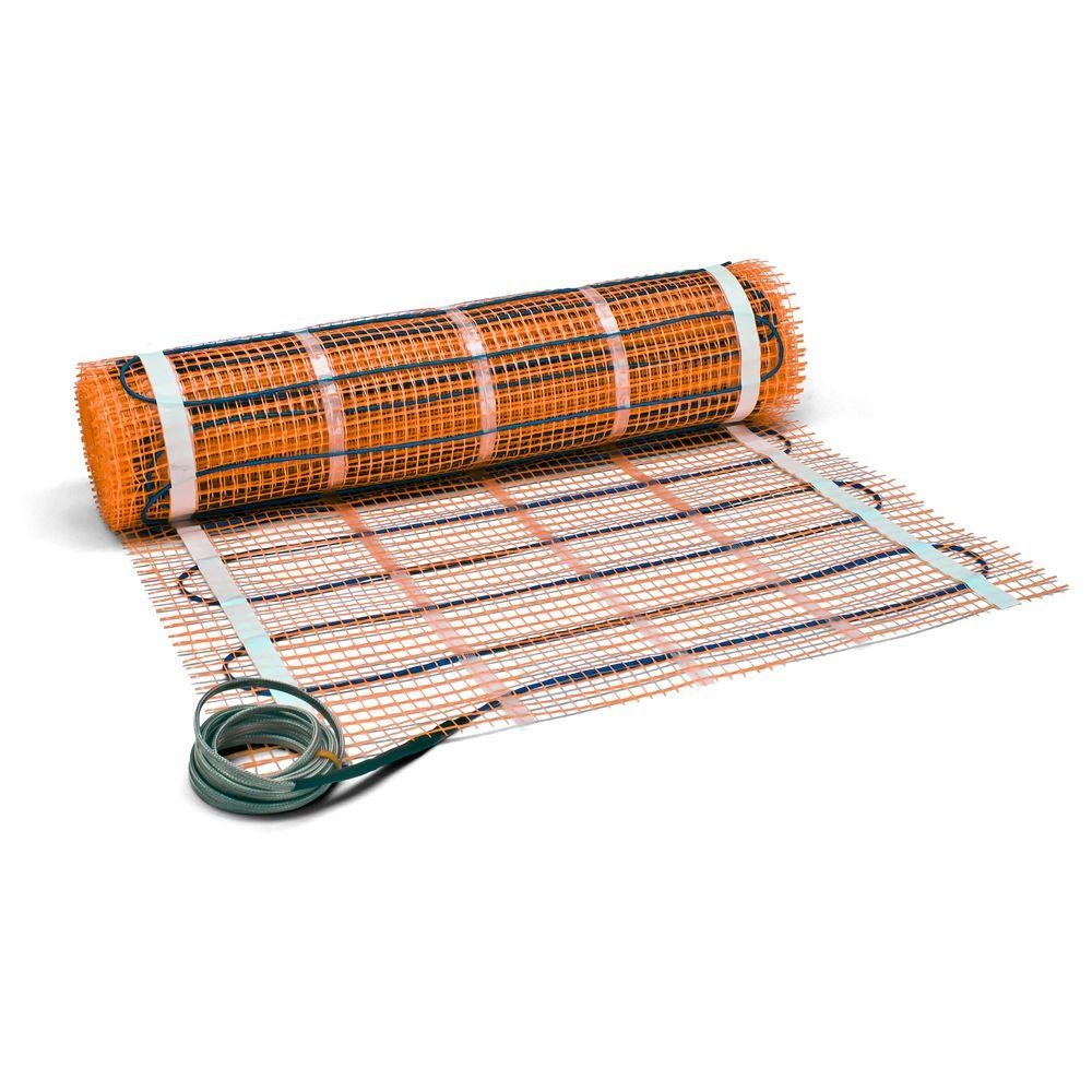 SunTouch Floor Warming 8 ft. x 30 in. 120V Radiant Floor Heating Mat