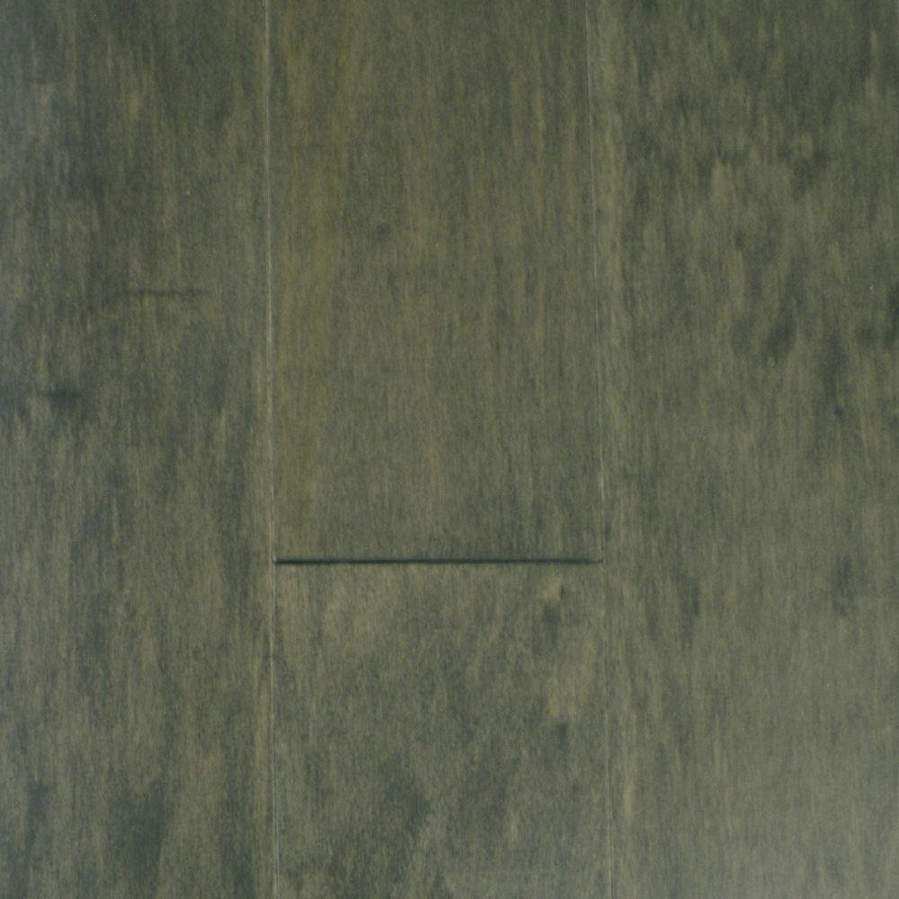 Heritage Mill Maple Platinum 3/8 in. Thick x 4-3/4 in. Wide x Random Length Engineered Cli