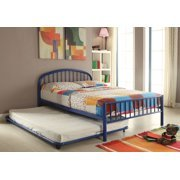 ACME CAILYN TWIN BED IN BLACK