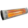 Tradesman 1,500-Watt Electric Outdoor Infrared Quartz Portable Space Heater with Wall/Ceiling Mount by Heat Storm