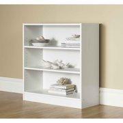 Mainstays 32 3-Shelf Wide Bookcase