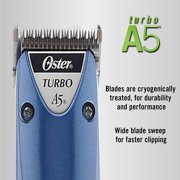 Oster Classic A5 Turbo 2-Speed Professional Animal Clipper
