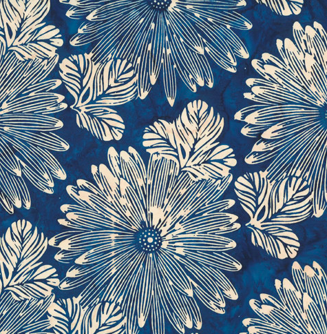 Bali Batik R2249-68-Indigo