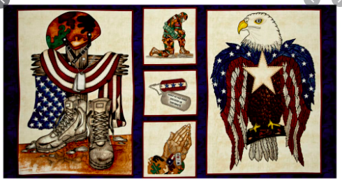 American Honor Soldier Panel