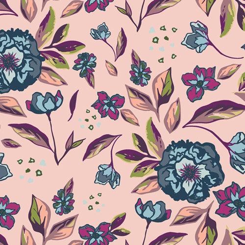 Art Gallery Fabrics - Mystical Land - Enchanted Flora MSL-13960