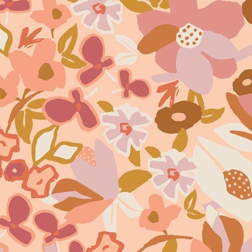 Art Gallery Fabrics -  Terra Kotta - CAP TK 1500 Desert Flora