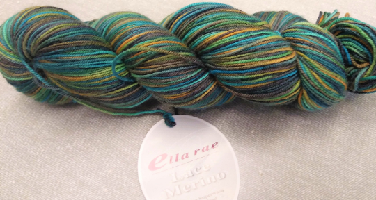 Ella Rae Lace Merino Extrafine Superwash Wool