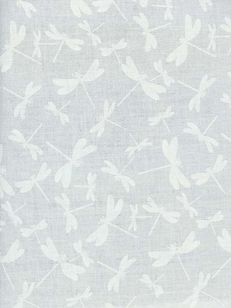 DRAGONFLIES HUE WHITE