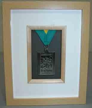 frame with fillet