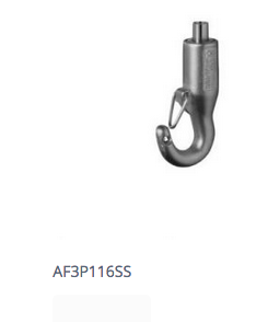 Arakawa AF3P116-ss Midway Picture Hook