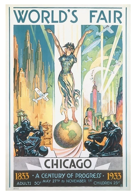 World's Fair, Chicago, 1933