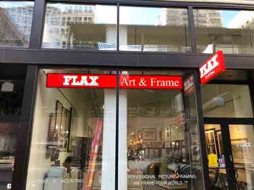 Flax Storefront 2018
