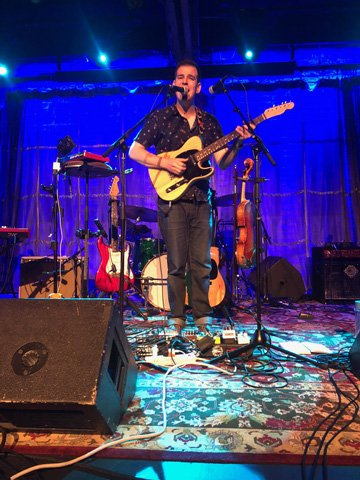 Rob Flax at Evanston Space