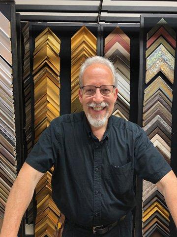 Brian Flax at Flax Art & Frame