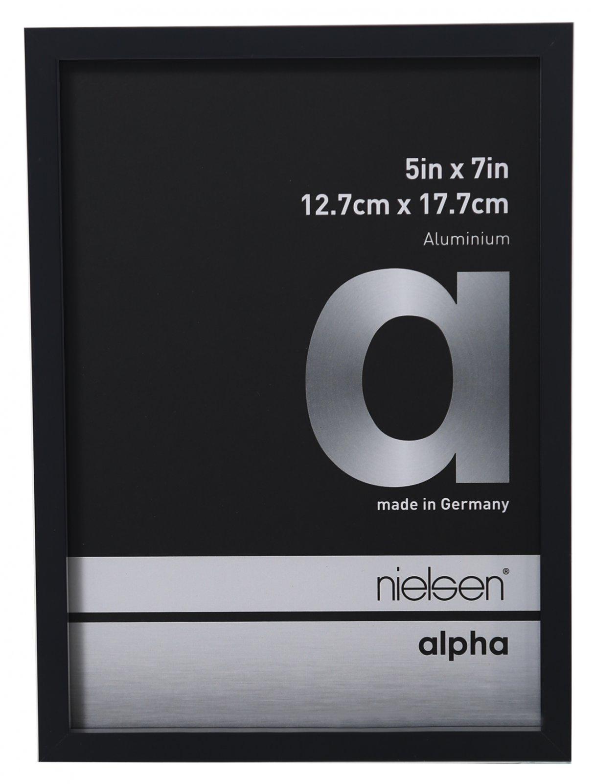 NB 5 x 7 Alpha Metal Frame