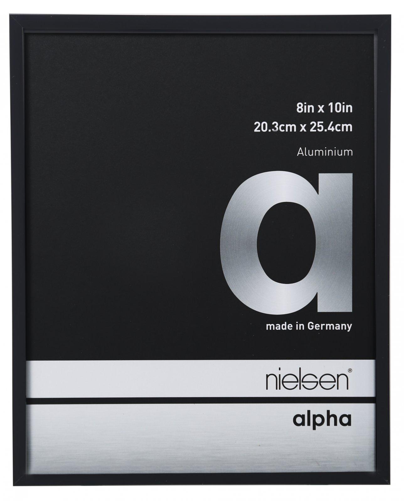 NB 8 x 10 Alpha Metal Table Top Frame