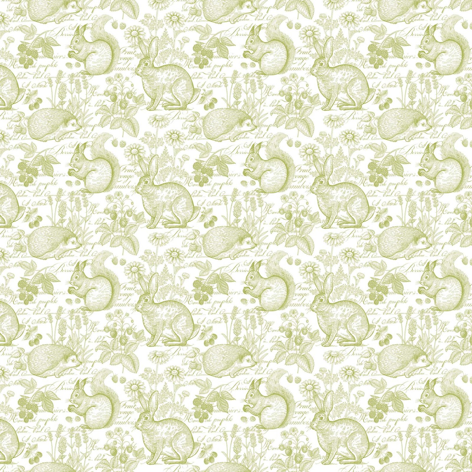BRIARWOOD GREEN/WHITE