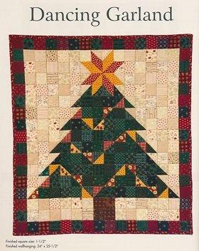 Dancing Garland Christmas Tree