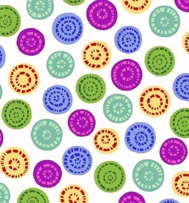 Joyful Medley Polka Dots