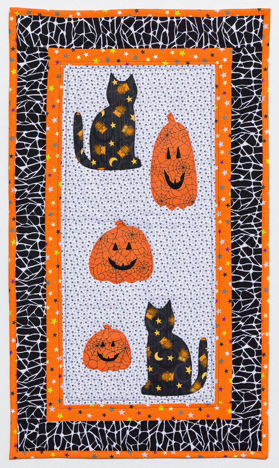 Spooky Wallhanging