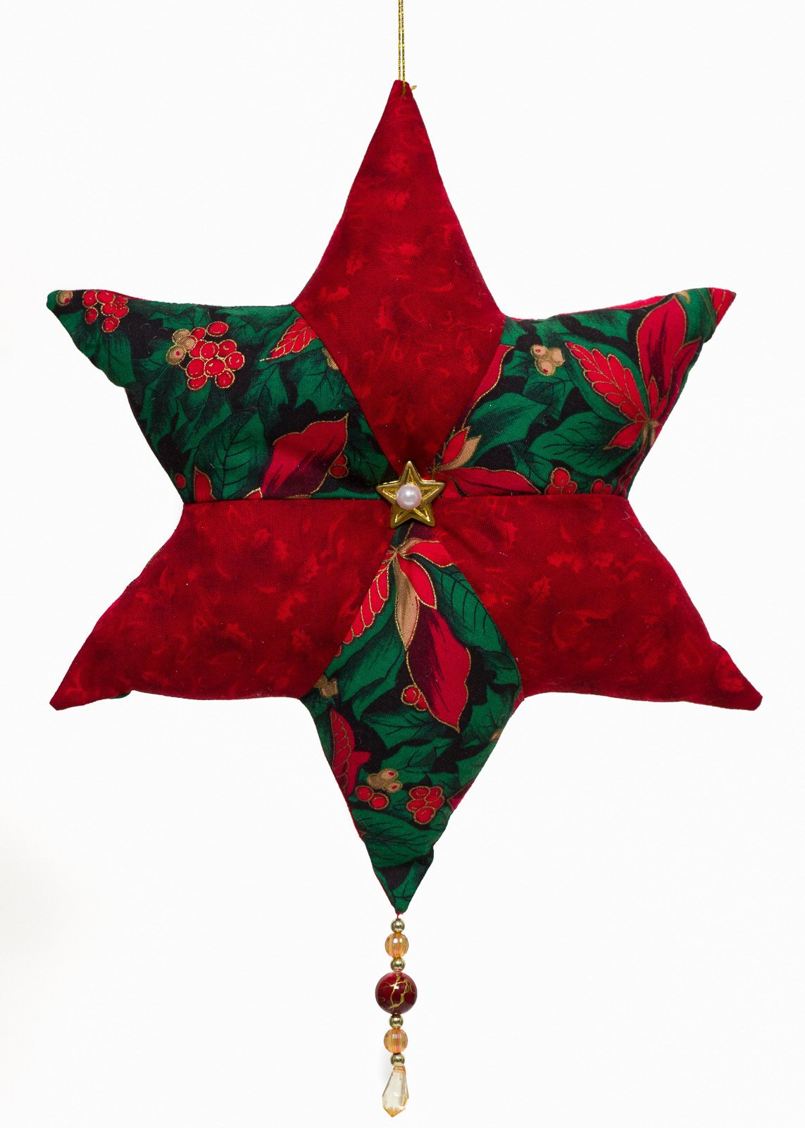Red & Green Star