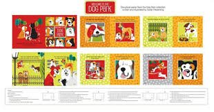 Dog Park Book Panel