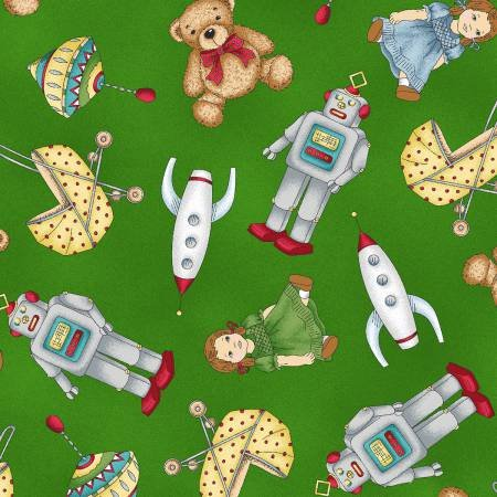 Toys Flannel MASF9003-G