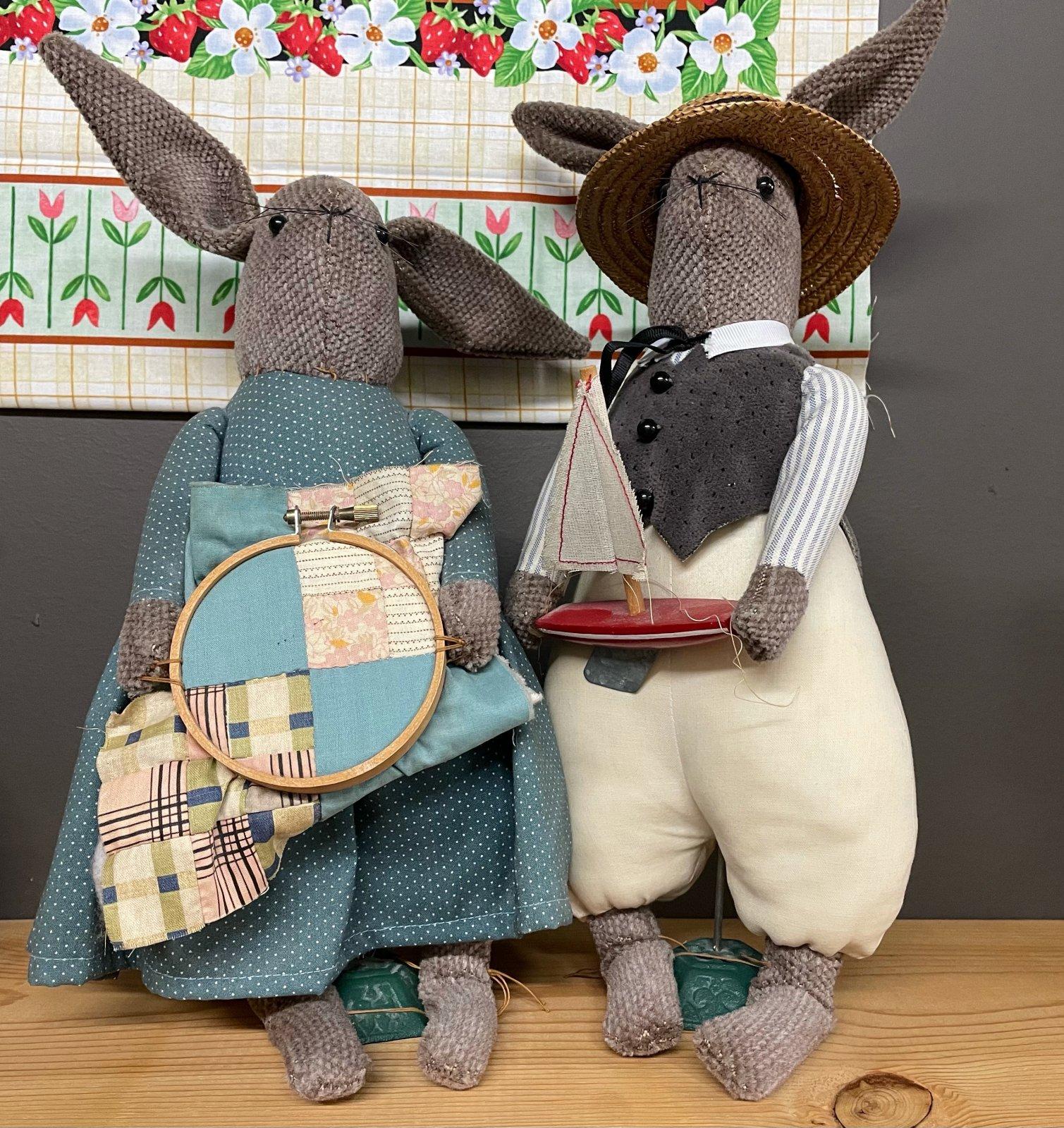 Bunny Couple (Pair)