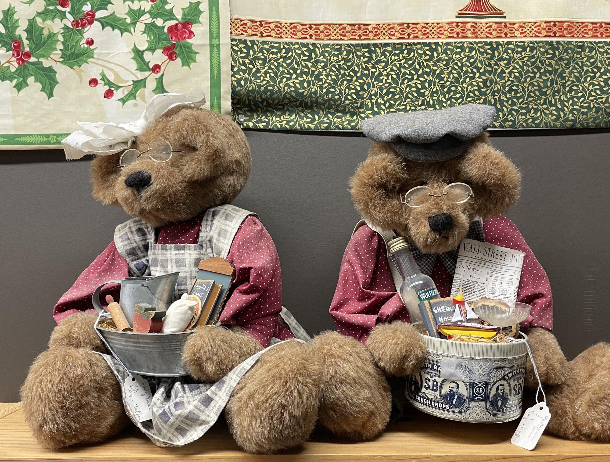 Bear Couple (Pair)