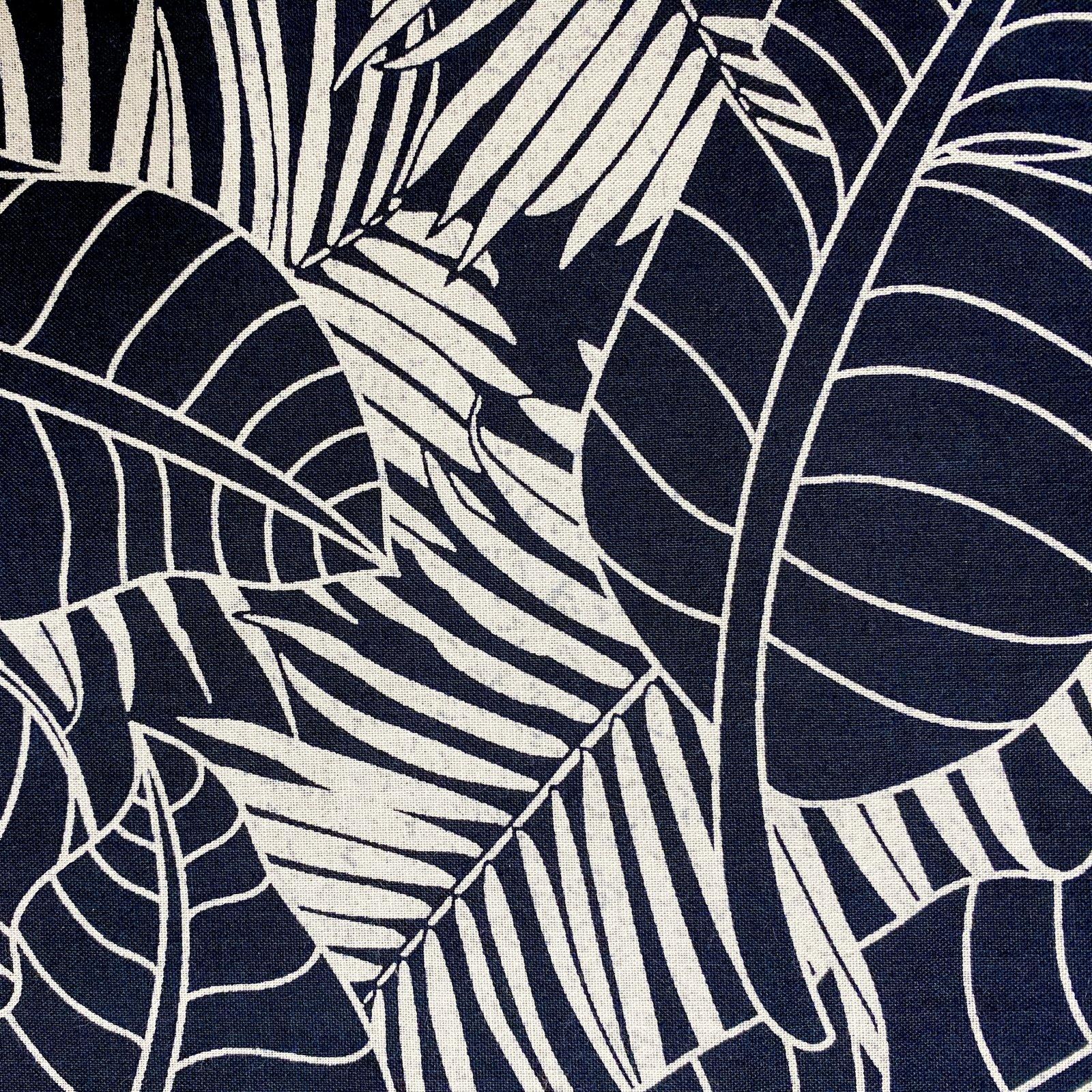 Indigo Blues - Fern Leaves