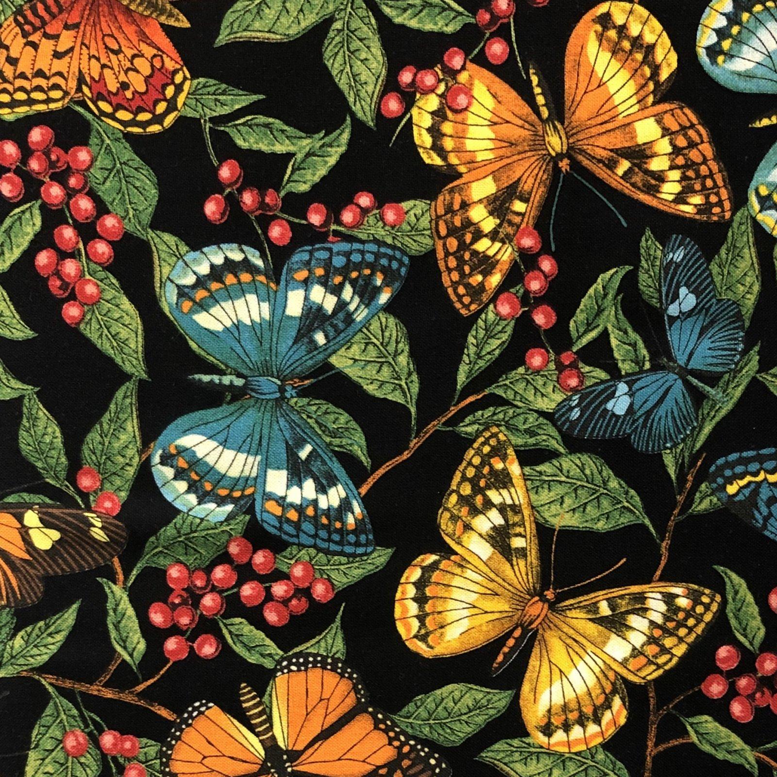 Rich Butterflies 61781