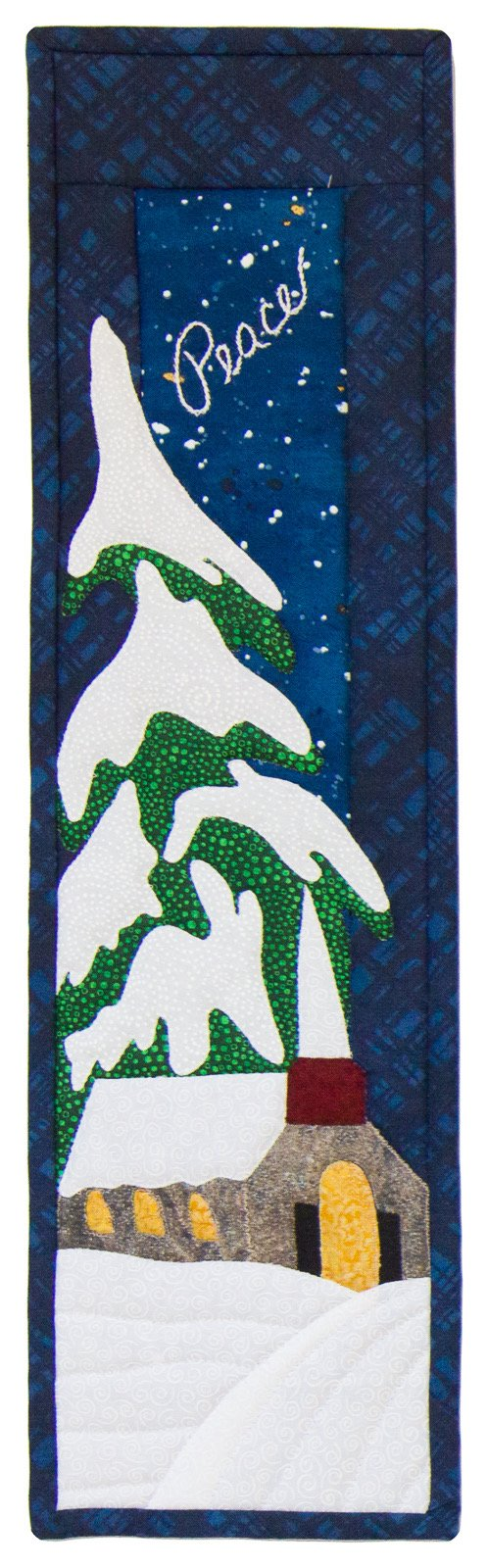 Silent Night Wallhanging