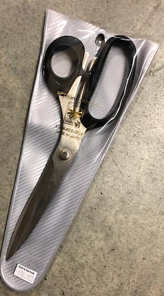 9 Stainless Fine Cross Scissors