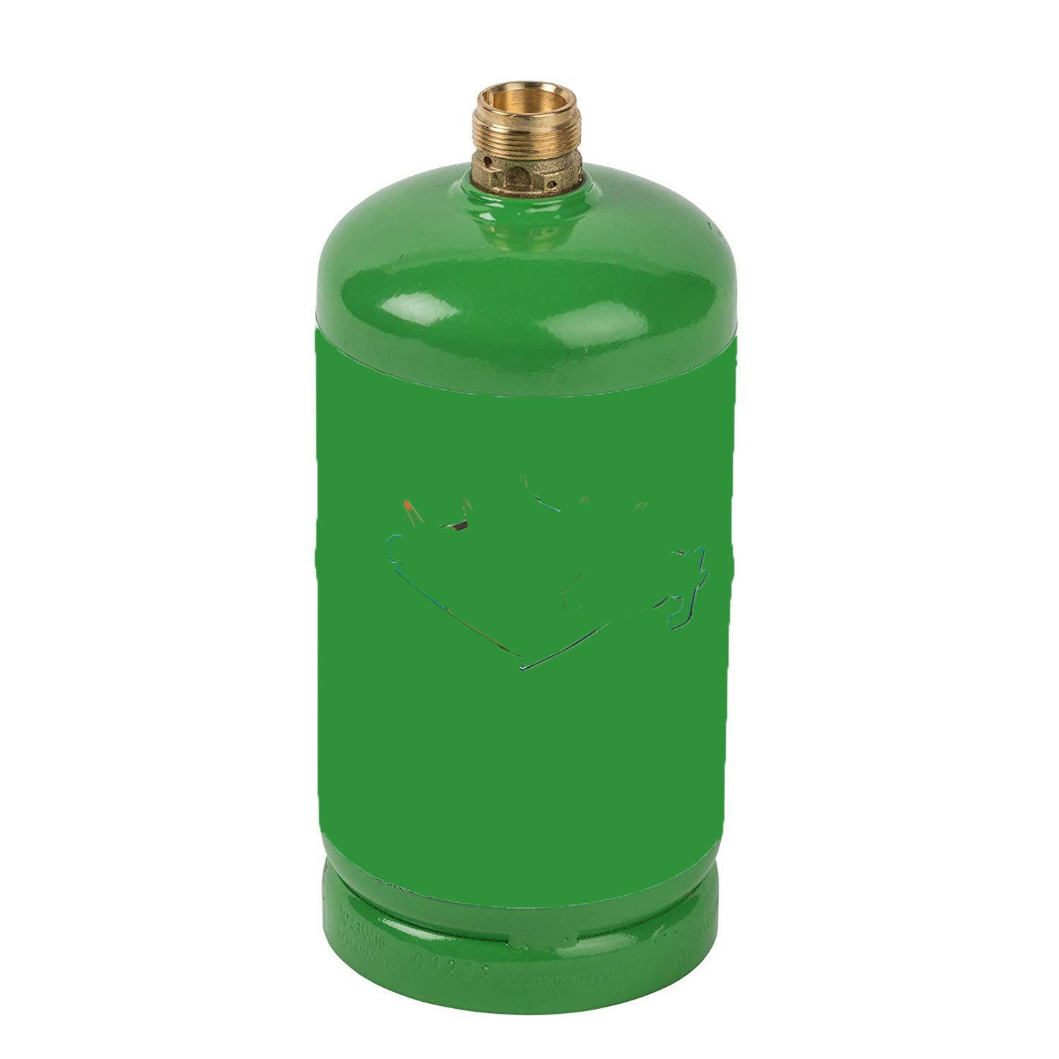 Refillable Propane Canister