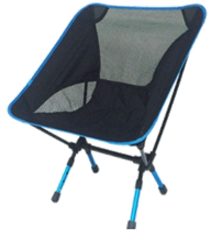 CAMP CHAIR ALUMINUM