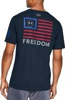 M FREEDOM BANNER SHIRT