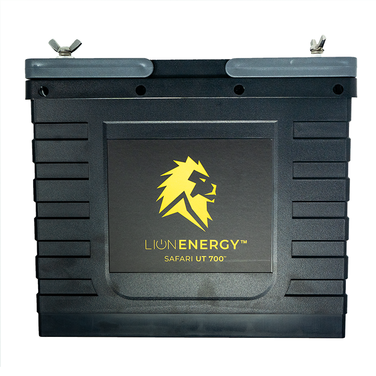 Lion Safari UT 700 56ah Lithium RV battery