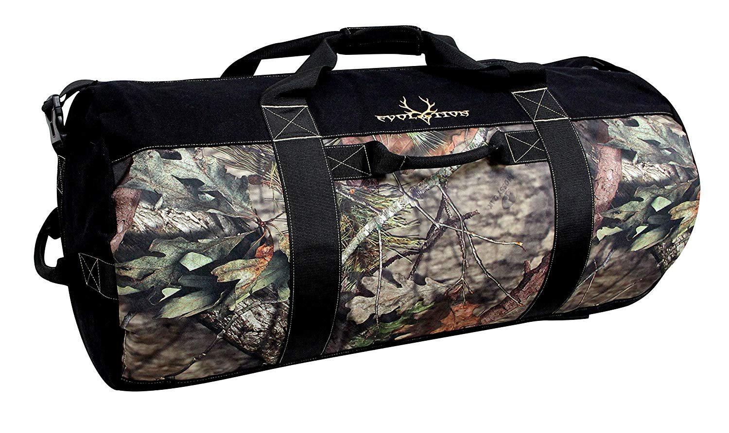 Evolution Outdoor Design Mossy Oak Duffel Bag XXXL