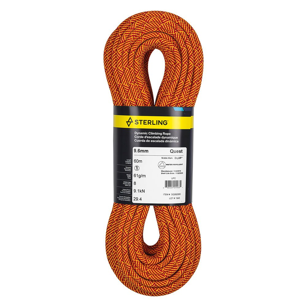 QUEST 9.6 ROPE