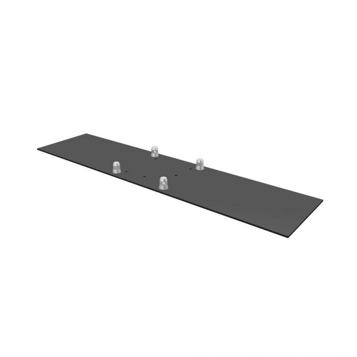 Global Truss Base Plate 1.4S - 1 x 4 Steel Base Plate