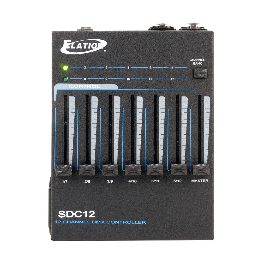 Elation SDC12 DMX Controller