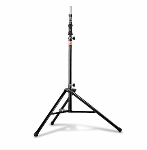 JBL Tripod Stand Lift-Assist Aluminum Tripod Speaker Stand with Gas Assist