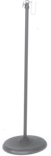 Altman Telescoping Lighting Stand - 5' to 9' with 18 Round Base