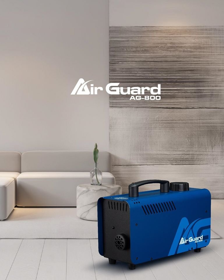 Air Guard AG-800  Sanitizing Fog Machine