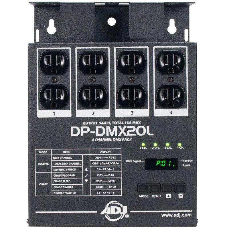 ADJ DPDMX20L Dimmer Pack