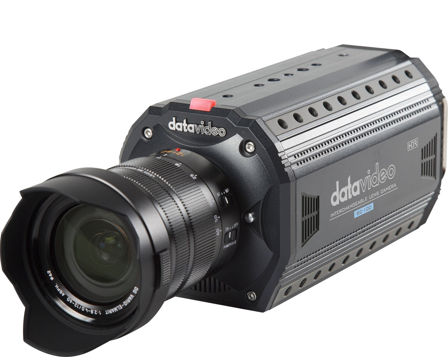 Data Video BC-100 - 12-Bit, 1080p Interchangeable Lens Camera Without Lens