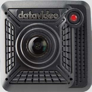 Data Video BC-15P NDI - 4K POV Camera with NDI Output