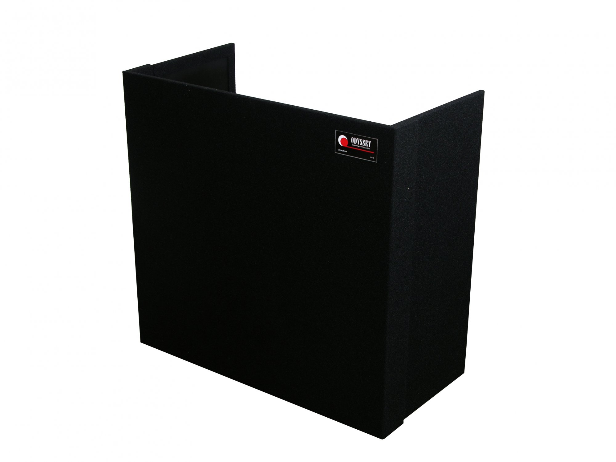 Odyssey Case CF3634 - Facade, Carpeted, Fold Out - 36 x 34